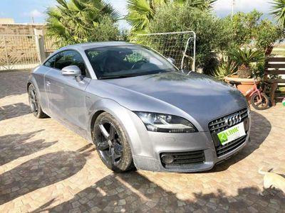 usata Audi TT coupè 2.0 tfsi s tr. benzina