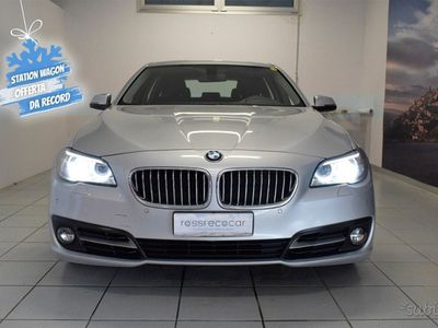 usata BMW 520 d xDrive Touring Business aut.