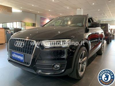 usata Audi Q3 Q32.0 tdi quattro 177cv s-tronic
