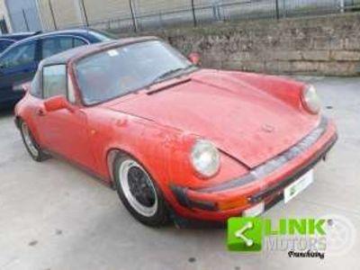 usata Porsche 911 Coupè Cabrio Benzina