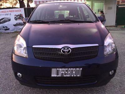usata Toyota Corolla Verso 1.8 16v Usato