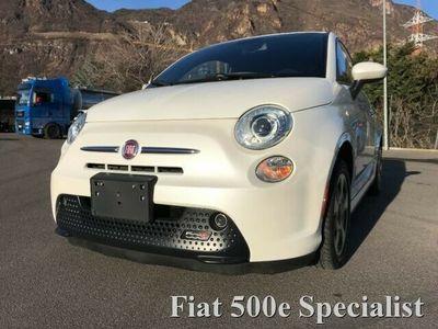 usata Fiat 500 Abarth ELETTRICA BIANCO PERLA MET. ? 15.573 + IVA