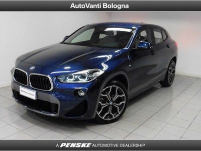 used BMW X2 sDrive18d Msport-X