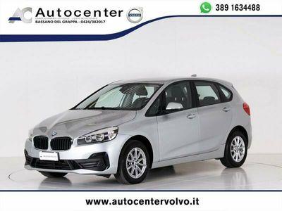 usata BMW 218 Active Tourer Serie 2 Active Tourer d Advantage