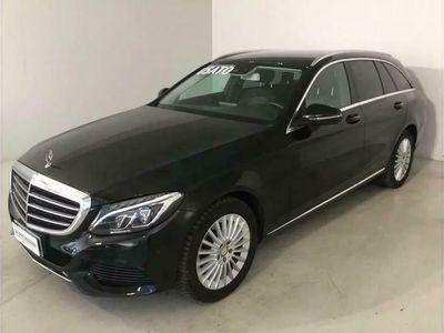 usata Mercedes C220 Classe C-S205 2014 SW SW d (BT) Exclusive auto