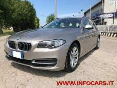 usata BMW 518 d Touring Business RESTYLING GANCIO TRAINO Diesel