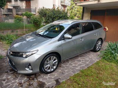 brugt Toyota Auris Hybrid lounge ts