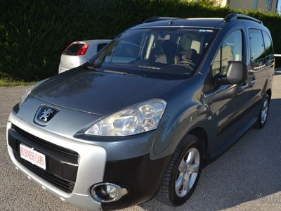 usata Peugeot Partner Tepee 1.6 HDi 110CV Outdoor