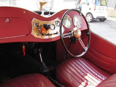 usata MG Midget TD1952, Completamente restaurata, Targa Oro ASI