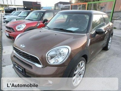 brugt Mini Cooper S Paceman 1.6 all4