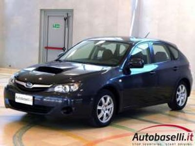 usata Subaru Impreza 2.0D BOXER SYMMETRICAL AWD 4X4 UNICO PROPRIETARIO Benzina
