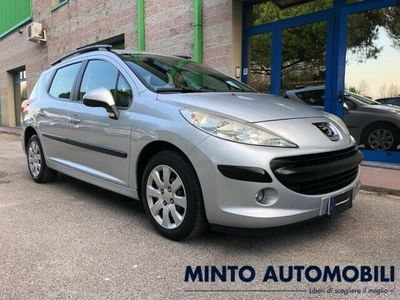 usata Peugeot 207 1.4 8V 75CV SW CLIMA RADIO CD ADATTA NEOPATENTATI!