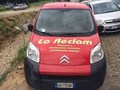 used Citroën Nemo 1.4 75CV Furgone** frizione rotta**