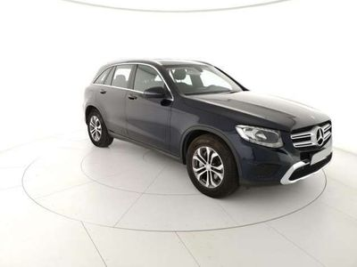 usata Mercedes GLC250 d 4Matic Business