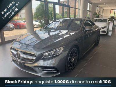 usata Mercedes S560 CLASSE S COUPE4MATIC Prem. Plus
