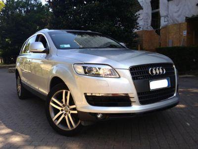 used Audi Q7 3.0 V6 TDI 233CV quattro tiptronic