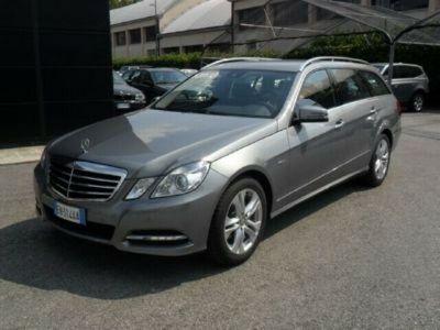 usata Mercedes E220 CDI S.W. BlueEFFICIENCY Avantgarde