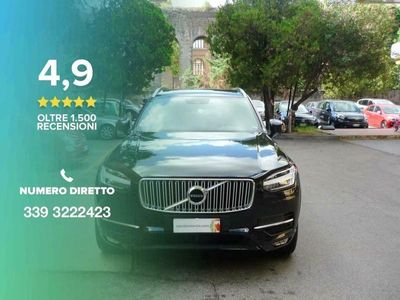 used Volvo XC90 2.0 D5 Inscription awd 235cv geartronic my17 + Gar
