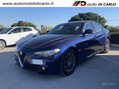 usata Alfa Romeo Giulia 2.2 Turbodiesel 180 CV AT8 Eco