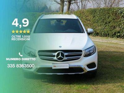 gebraucht Mercedes GLC220 d 4Matic Sport