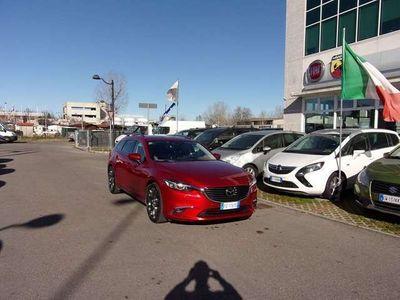 usata Mazda 6 2.2L Skyactiv-D 175CV aut. Wagon Exceed