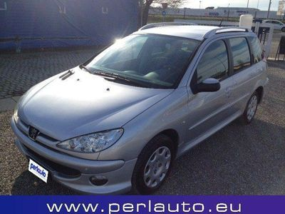 second-hand Peugeot 206 SW HDi ONE Line usato
