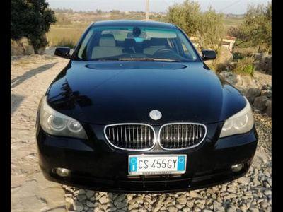 usata BMW 525 Serie 5 (E60/E61) cat Futura