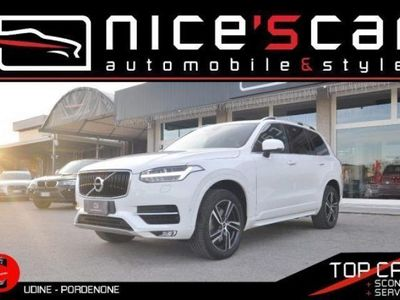 brugt Volvo XC90 D5 AWD Geartronic Momentum * 7 POSTI * 4X4 *
