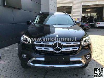 begagnad Mercedes X350 VAN CLASSE X Classe4MATIC POWER