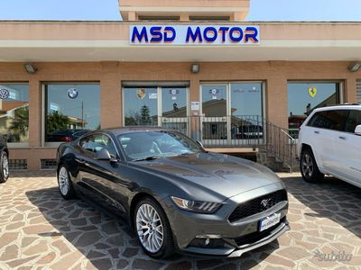 usata Ford Mustang Fastback 2.3 EcoBoost AUTOMATICA UFF. KM 5.909
