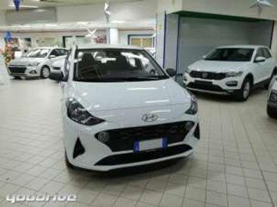 usata Hyundai i10 i10 3ª serie1.0 MPI Advanced