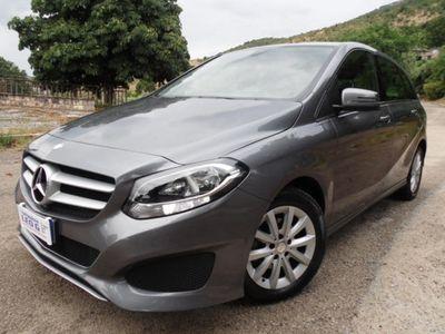usata Mercedes B180 1.5 CDI 110cv Business..Bluetooth..Usb & Aux..!!