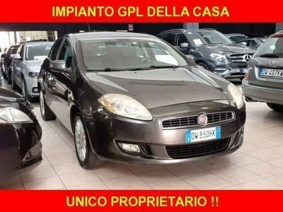 usata Fiat Bravo 1.4 Dynamic GPL DW850HX