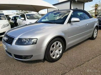 usata Audi A4 Cabriolet 2.5 V6 TDI