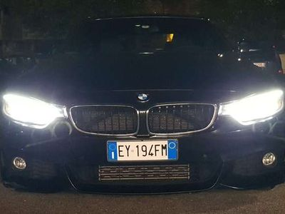 usata BMW 425 425 d Coupé Msport Tomason Eibach 8 gomme