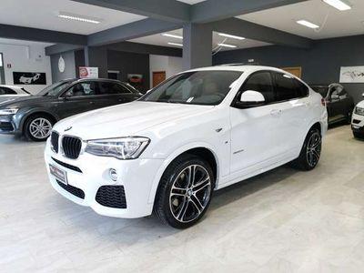 usata BMW X4 M sport