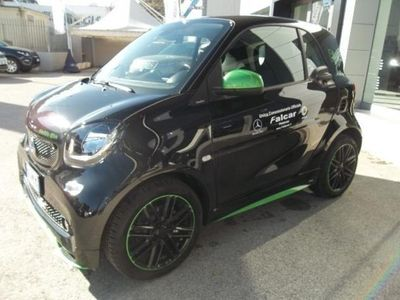 used Smart ForTwo Electric Drive Greenflash Edition