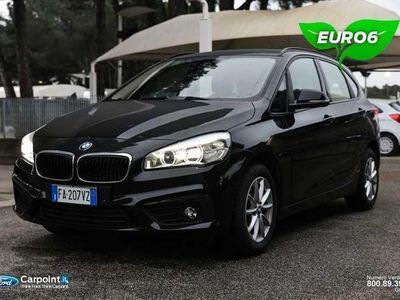 usata BMW 218 Active Tourer d Advantage auto