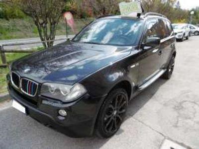 usata BMW 2000 X3 ´´FUTURA´´ 4X4T.D.-PERFETTA-per commercianti Diesel