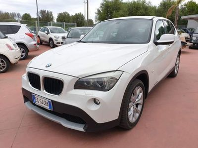 second-hand BMW X1 automatica diesel