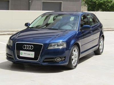 usata Audi A3 Sportback II 1.6 tdie Attraction