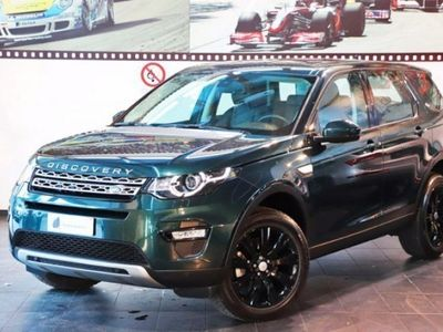 brugt Land Rover Discovery Sport 2.0 TD4 180 CV HSE