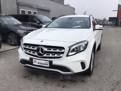 usata Mercedes 180 GLA suvBusiness del 2019 usata a Pordenone