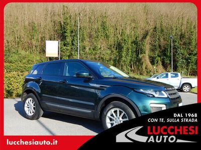 usata Land Rover Range Rover evoque 2.0 TD4 150 CV 5p. Auto Business Edition