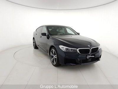 usata BMW 630 Serie 6 xd GT 183kw Msport