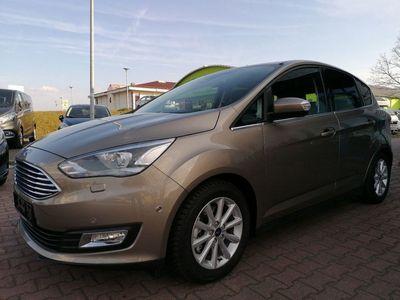 usata Ford C-MAX 1.5 Ecoboost Titanium Xenon Rfc Navi Pdc
