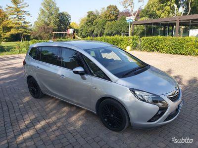 usata Opel Zafira Tourer 1.6 CDTi Cosmo Euro 6b 7 Posti