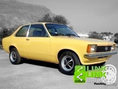 usado Opel Kadett c 1.2 limo coupe' (1976) - restaurata