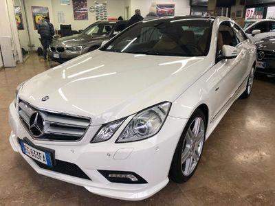 käytetty Mercedes E350 AMG Look