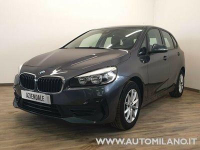 usata BMW 216 Active Tourer d Advantage Auto